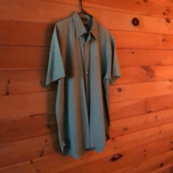 Nautica Other - Men's nautical dress short sleeve shirt